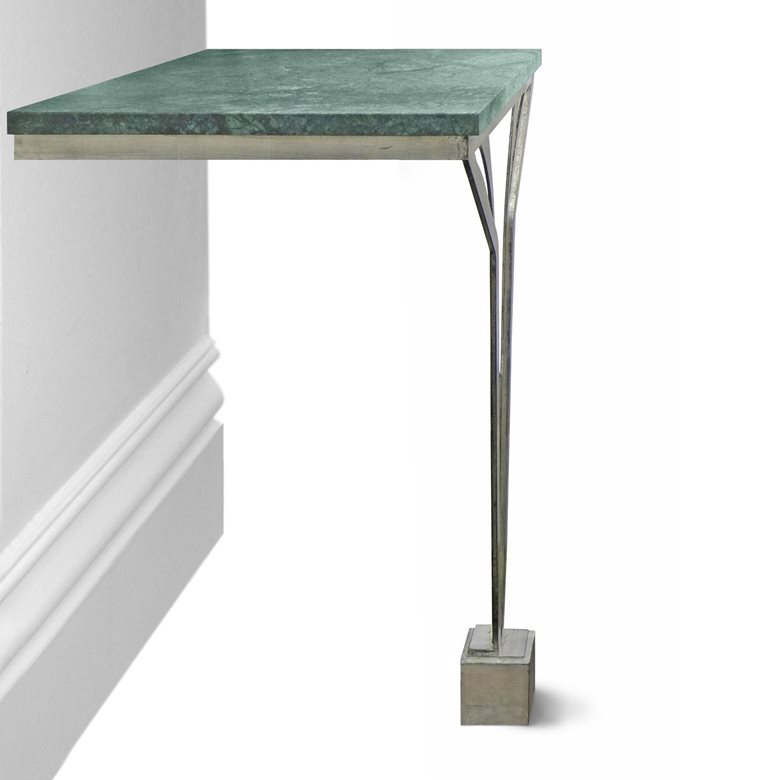 Little Mellie console table. Made to order by Perceval Designs